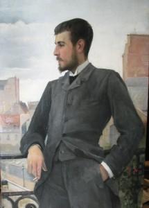 Marija Baskirceva, Bozidar Karadjordjevic (1883) inv. str.912