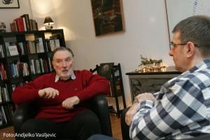 Psiholozi Prof.dr Ljubomir Erich i dr Aleksandar Dimitrijevich